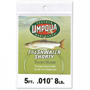Umpqua Freshwater Shorty Vorfach