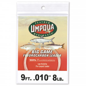 Umpqua Big Game Fluorocarbon Vorfach
