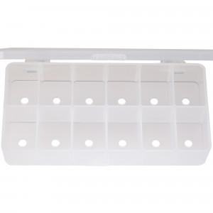 Dubbing Dispenserbox - Organisationsbox leer