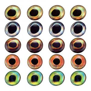 3D Epoxy Fish Eyes Fisch Klebeaugen