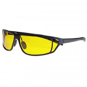 Titanium VP schwarz/gelb Polarisationsbrille