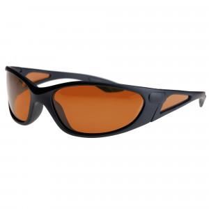 Polarisationsbrille Polvision AP 1073 schwarz/braun