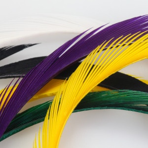 UV2 Goose Biots Fat Pack Horngranen Rainbow Pack in verschiedenen Farben zum Nymphenbinden FFE