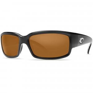 Costa Caballito schwarz amber Polarisationsbrille
