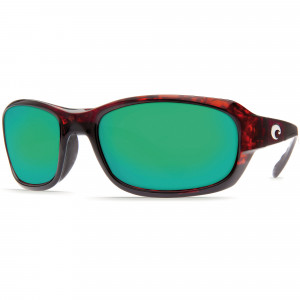 Costa Tag tortoise Polarisationsbrille green mirror zum Fliegenfischen bei Flyfishing Europe