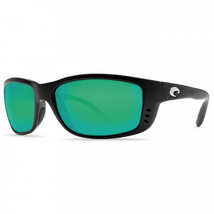 Costa Zane Polarisationsbrille black green mirror