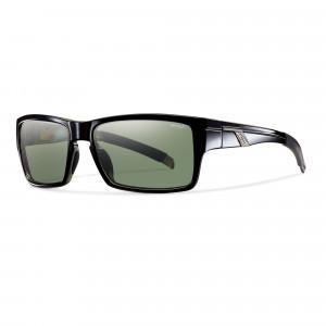 Smith Optics Outlier XL Carbonic matte Black/polar Green Sol-X Polarisationsbrille