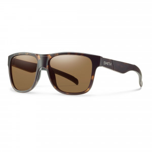 Smith Optics Lowdown XL Carbonic Matte Tortoise polar brown