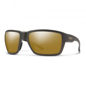 Smith Optics Highwater ChromaPop matte gravy / polarized bronze Polarisationsbrille