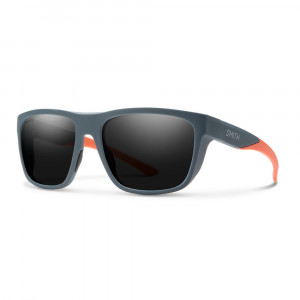 Smith Barra ChromaPop matte thunder safety orange polar black Polarisationsbrille