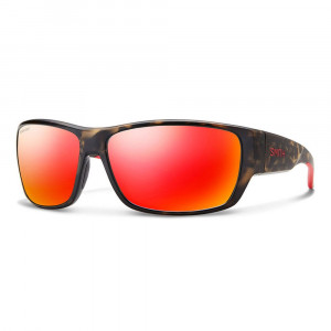 Smith Forge Carbonic Matte Camo polar red mirror