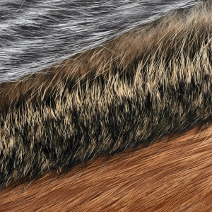 Fuchshaar-Felle zum Fliegenbinden unter Fliegenbindematerial bei Flyfishing Europe