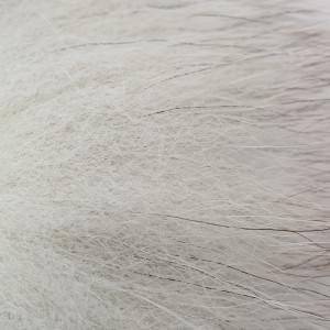 Arctic Blue Fox Tail Blaufuchs weiß zum Fliegenbinden unter Fliegenbindematerial bei FFE