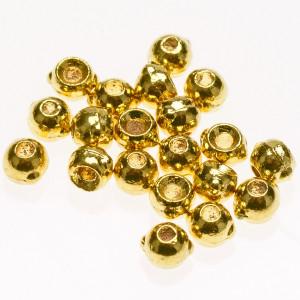 Tungsten Perlen Realistic gold zum Fliegenbinden unter Fliegenbindematerial bei FFE