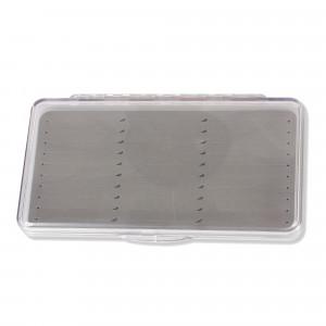 Fliegendose Clearbox Streamer Slim transparent