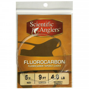 Scientific Anglers Fluorocarbon Vorfach 2er Pack