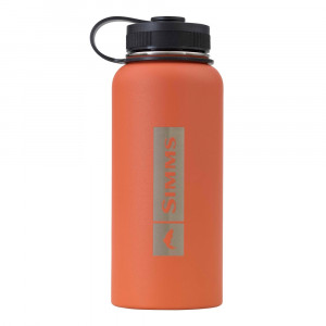 Simms Headwaters Insulated Bottle Flasche simms orange