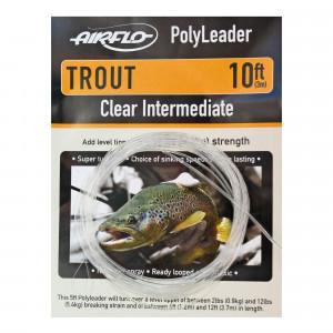 Airflo PolyLeader Trout Forellenvorfach von Flyfishing Europe Shop zum Fliegenfischen bei Flyfishing Europe