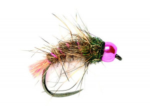 Barbless Tungesten SR Grayling Special Aesche Nymphe
