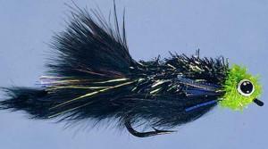 King Salmon Special Size 5/0 black zum Fliegenfischen bei Flyfishing Europe