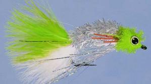 King Salmon Special Size 5/0 chartreuse zum Fliegenfischen bei Flyfishing Europe