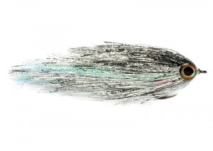 Clydesdale Silver Bait Pikefly Hechtstreamer