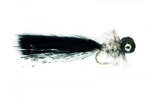Humungus Silver Booby Fly Streamer