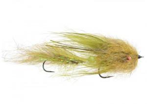Cheech Leech olive Streamer