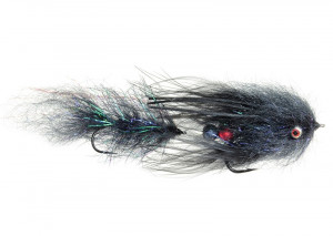 Cheech Leech black Streamer
