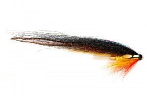 Cascade Monkey Salmon Tube Fly Lachstubenfliege