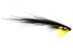 Mustard Shadow Tubenfliege Lachsfliege Tube Fly Fulling Mill