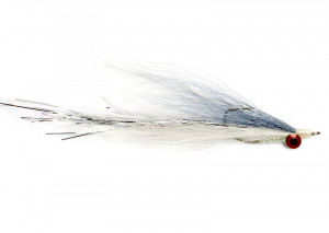 Deep Water Clouser Grey Ghost Salzwasserfliege