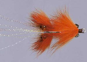 Baby Cray Size 4, Fliegen zum Fliegenfischen auf Karpfen bei FFE