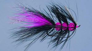 Hot Flash Triple Pink Size 6 zum Fliegenfischen bei Flyfishing Europe
