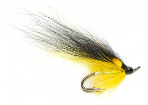 Posh Tosh Double Salmon Fly Lachsfliege