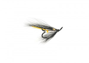 Silver Stoat Treble Salmon Fly Lachsfliege