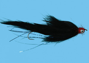 Willie Nelson Size 8 Stinger, Fliege zum Fliegenfischen auf Pazifiklachs & Steelhead bei Flyfishing Europe