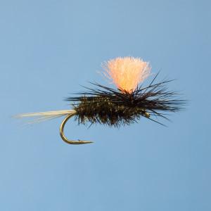 Catchy Flies Black Secret Trockenfliege CF40