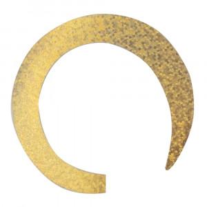 Bauer Pacchiarini Jumbo Wiggle Tails slim Wackelschwaenze gold
