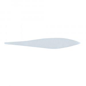 Bauer Pacchiarini Wave Tails M pearl