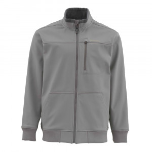Simms Simms Rogue Fleece Jacke pewter
