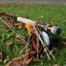 Hecht-Set mit Fliegenrute, Fliegenrolle und Fliegenschnur