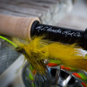 Das Werfen schwerer Sreamer wird mit der Winston Boron III SX Fliegenrute von Flyfishing Europe beim Fliegenfischen zum Kinderspiel.