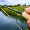 Ruhig fließendes Wasser: die Winston Boron III LS Fliegenrute