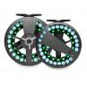 Waterworks-Lamson Speedster HD Fliegenrolle schwarz
