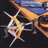 Folding Fly Line Winder zum Umspulen