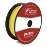 Scientific Anglers Dacron Backing gelb