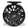 Abel SDS Salt Fliegenrolle 7/8 black Rueckseite