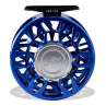 Abel SDS Salt Fliegenrolle 7/8 blue III Rueckseite