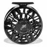 Abel SDS Salt Fliegenrolle 9/10 black Rueckseite